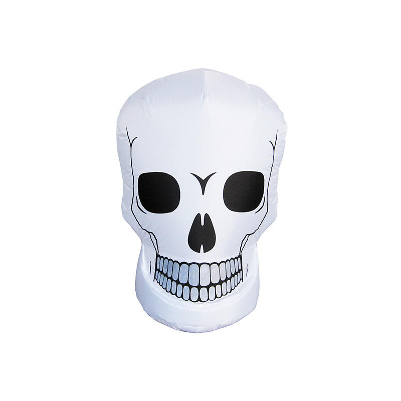Halloween inflatable Skeleton Head decorationFL20QHW-57
