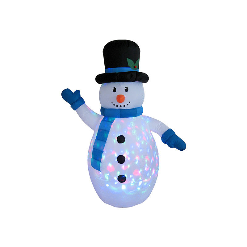 Magic Christmas inflatable Snowman yard decoration YL3008QX-99