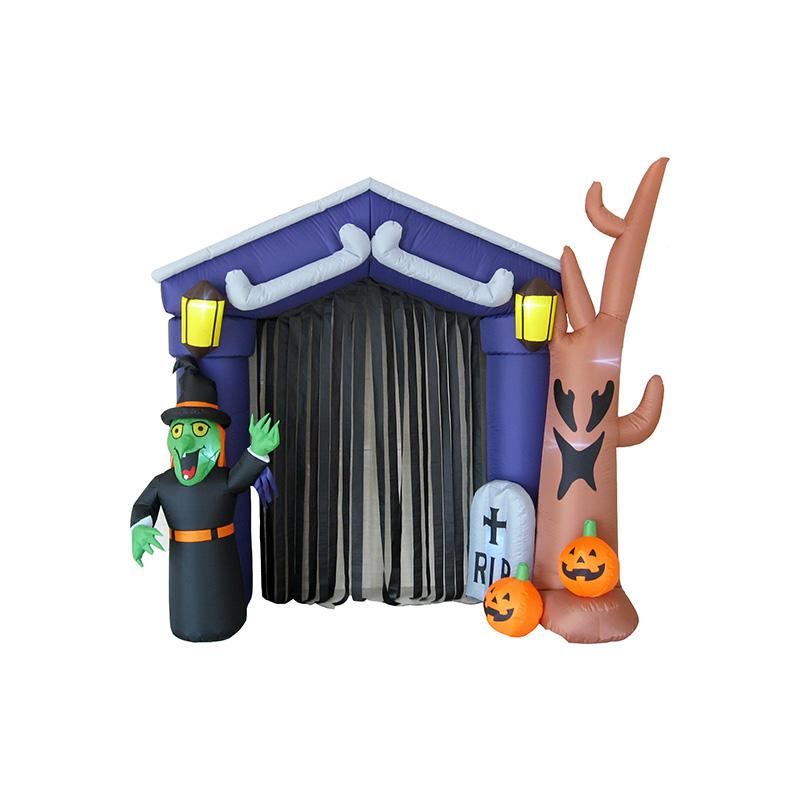 Halloween event inflatable Archway for party decoration  FL19QHW-51
