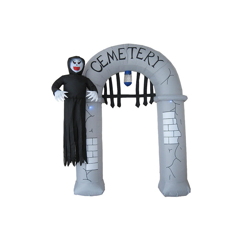 Hot outdoor inflatable archway for Halloween decoration FL18QHW-43